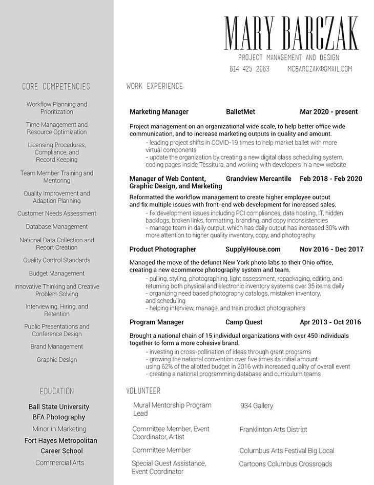 Mary Barczak Resume 2020.jpg