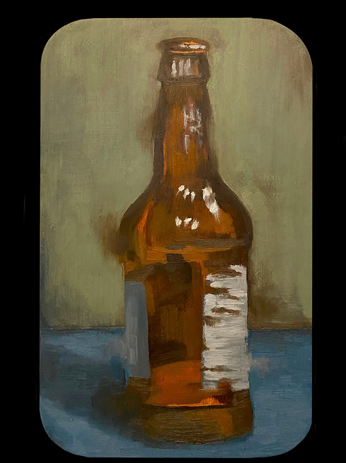 BEER BOTTLE III
