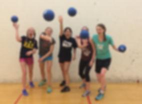 umich gradswe dodgeball tournament