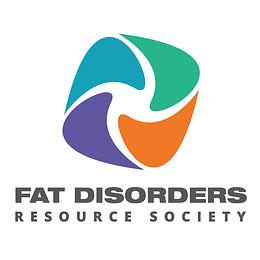 Fat Disorders Resource Society logo smal