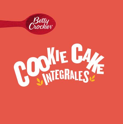 Lanzamiento Cookie Cake Integrales