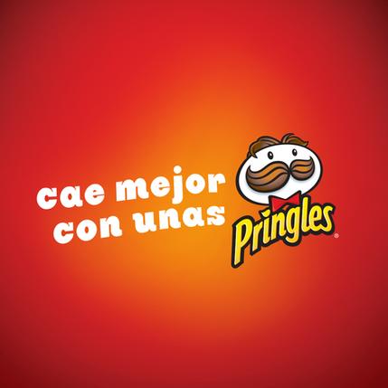 Cae Mejor con unas Pringles