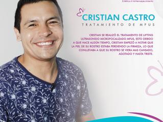 Cristian Castro - Tratamiento MFUS
