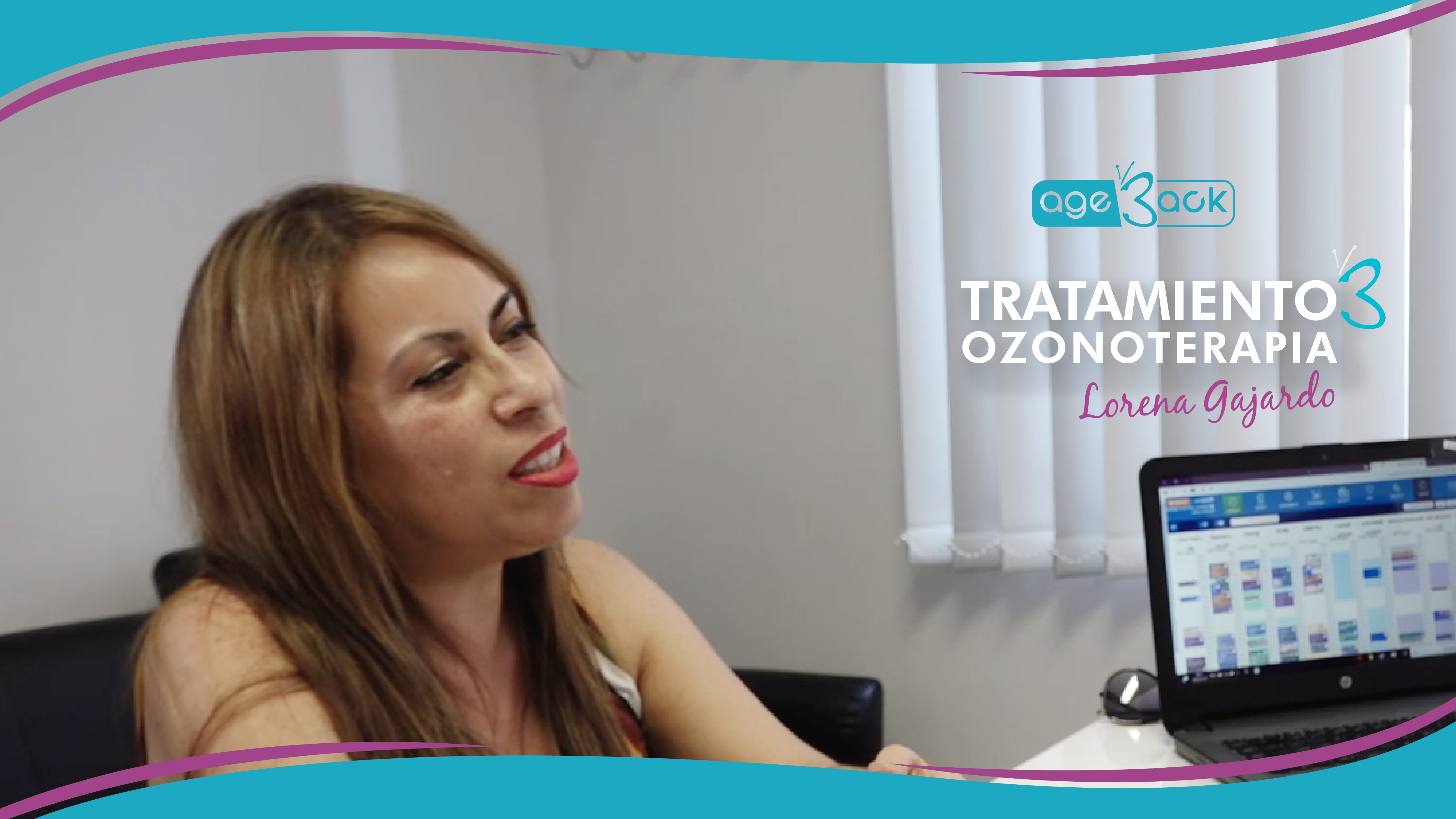 Lorena Gajardo - Ozonoterapia