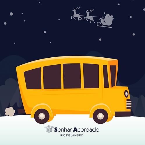 Locação de 1 microônibus :: Sonhar Acordado
