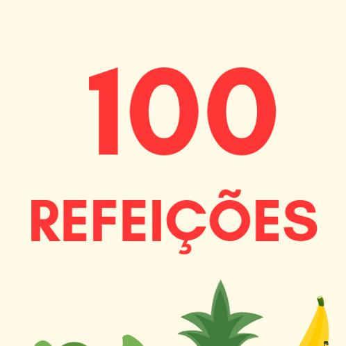 100 Refeições :: Banco de Alimentos