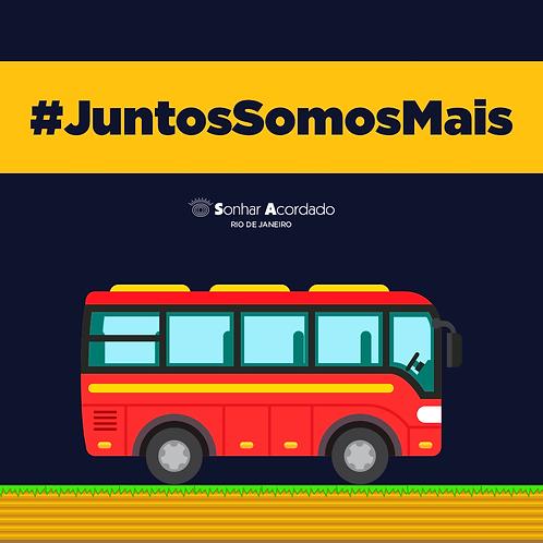 Cota ônibus para 10 crianças :: Sonhar Acordado