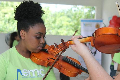 Arco de Violino 4/4 : ONG Agência do Bem - Natal