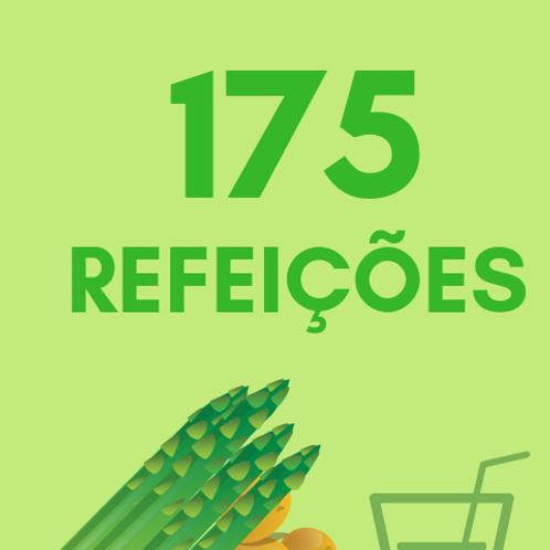 175 Refeições :: Banco de Alimentos