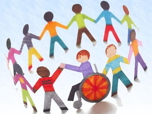 Metade de uma Cadeira de Rodas  :: ONG One By One - Festa da Tainá