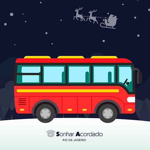 Cota ônibus para 25 crianças :: Sonhar Acordado