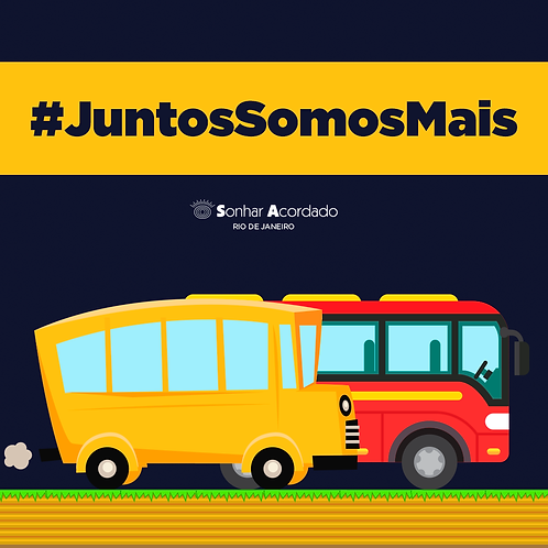 1 Ônibus + 1 Micro-ônibus :: Sonhar Acordado