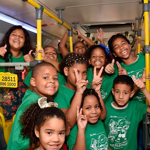 Camisas para 25 crianças :: Sonhar Acordado