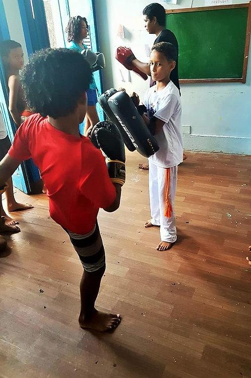 Muay Thai I Luva :: Gamboa Ação