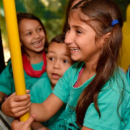 Camisas para 5 crianças :: Sonhar Acordado - Bia