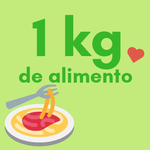 1 kg de alimento