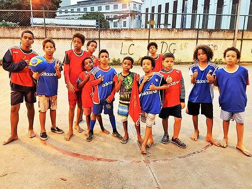 Futebol | Meião e Colete :: Gamboa Ação - Cuia