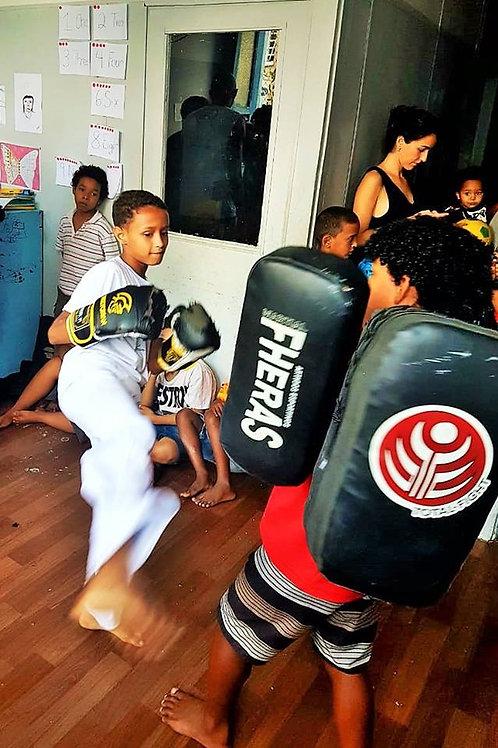Muay Thai I Escudos :: Gamboa Ação - Cris