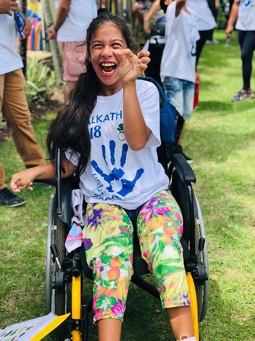 Cota para Compra de uma Cadeira de Rodas :: One By One - Roberta