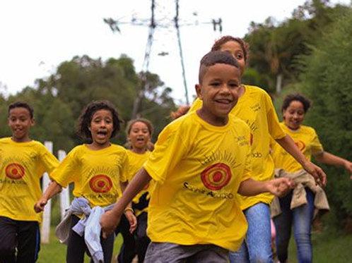 camisas para 5 crianças - Bmq