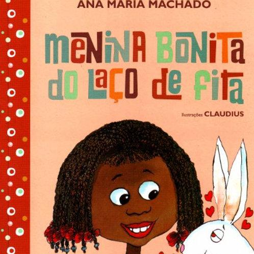 Livro: Menina bonita do laço de fita: ONG One By One