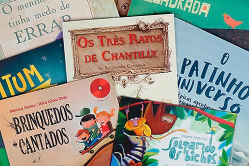 Livros Infantis diversos :: ONG One By One - Fernando