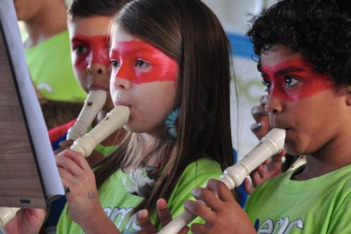 1 Flauta Doce ::  Agência do Bem - Antonio