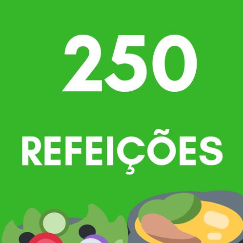 250 Refeições :: Banco de Alimentos