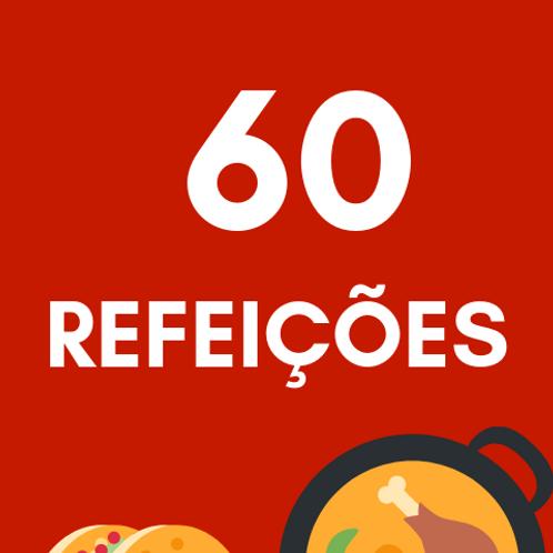 60 Refeições :: Banco de Alimentos