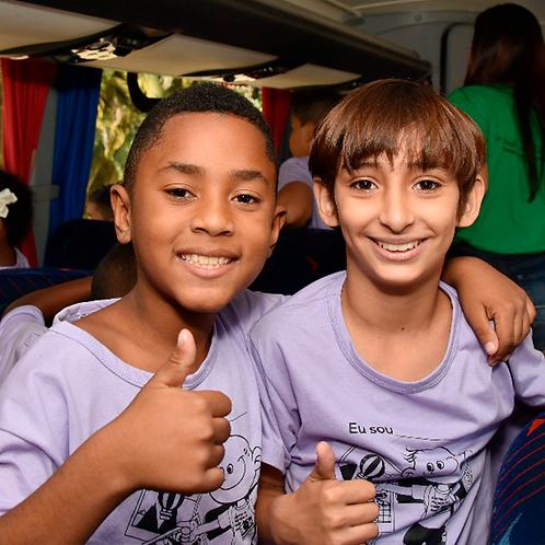 Apadrinhe 2 Crianças :: ONG Sonhar Acordado