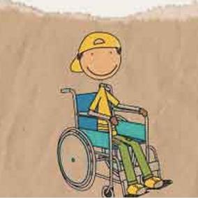 Cadeira de Rodas :: ONG One By One - Roberta
