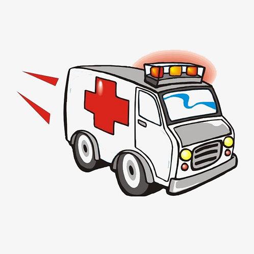 Ambulância :: Sonhar Acordado