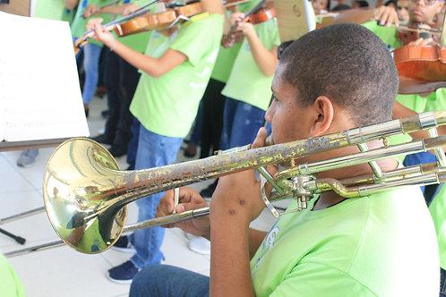 Creme lubrificante para Trombone :: ONG Agência do Bem - Antonio
