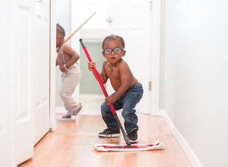 Get Your Open House Ready with Your Kids Help