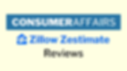 Zillow Zestimate house value inaccuracy reviews on consumer affairs.