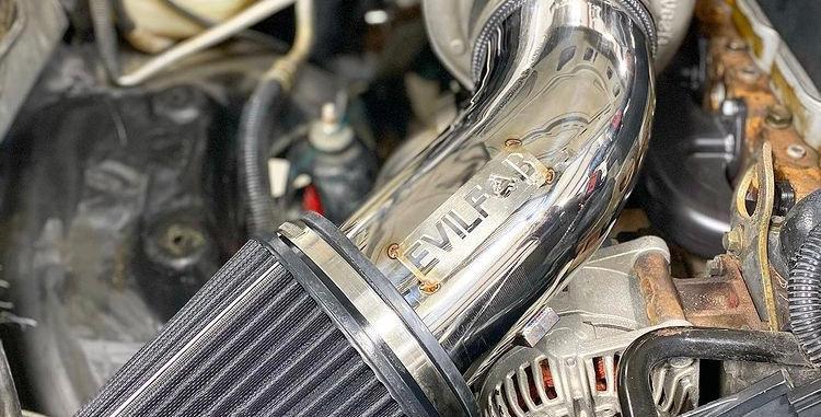 S400 Single turbo kit