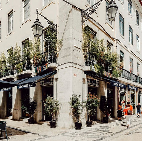 Navega Restaurant & Bar Rua Augusta