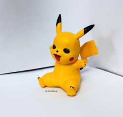 3D Printed Pikachu