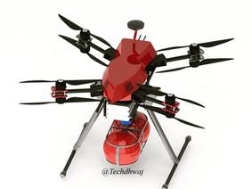 RC Customized Quadcopter