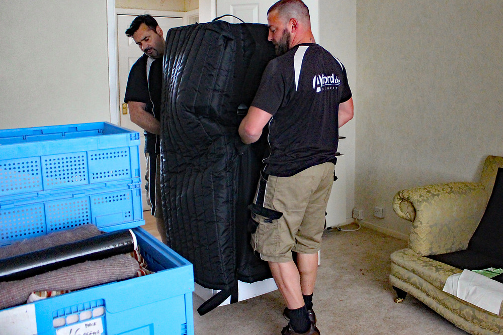 House Clearances still need care and attention to detail