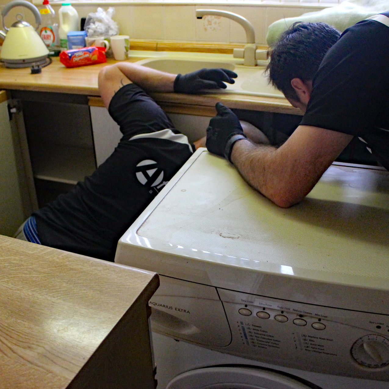 Clearing the White goods