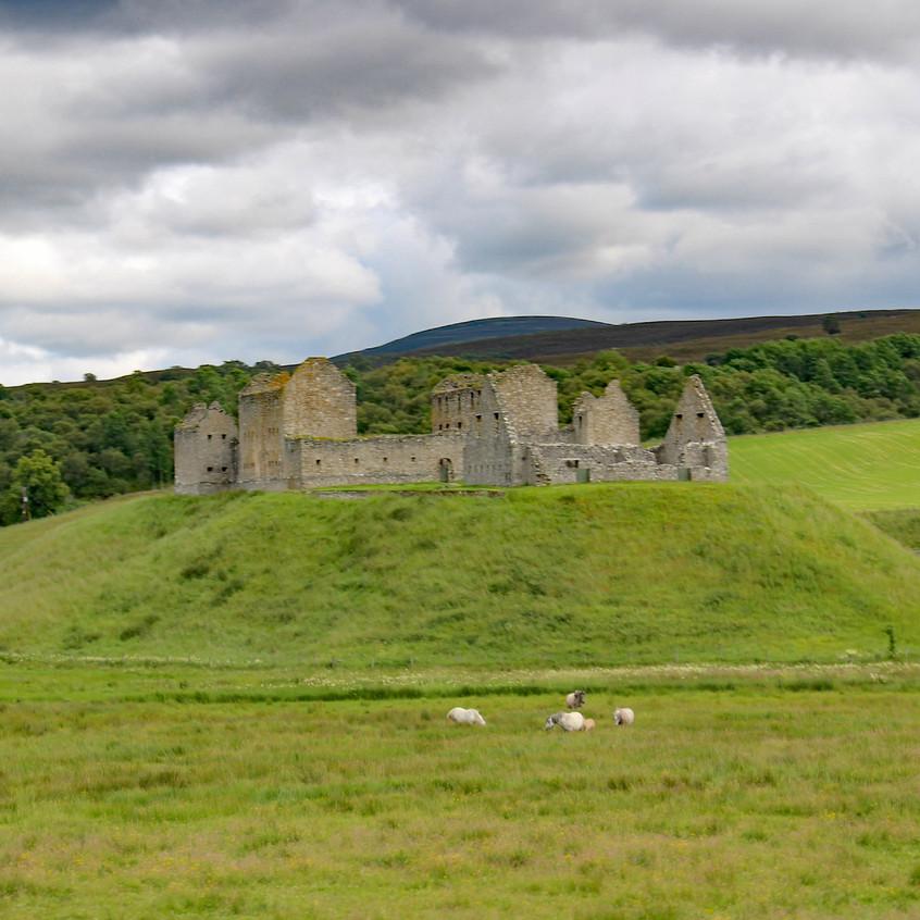 Some castle in Scotland