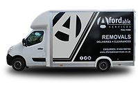 Afordable Services Removals. Proving a personal moving service from start to finish.