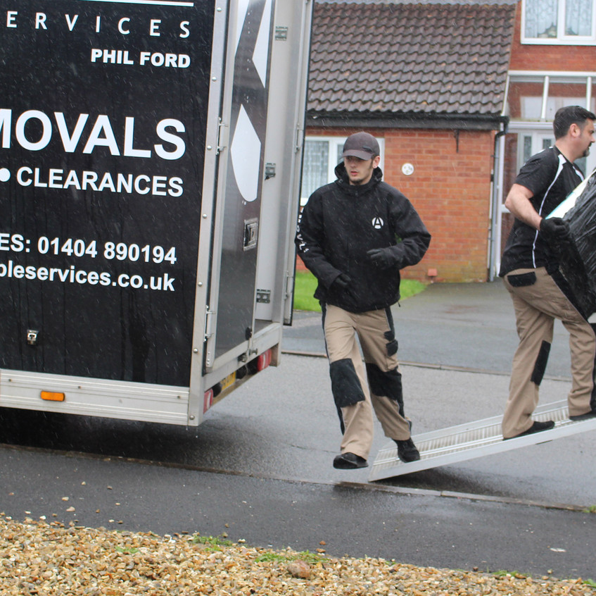 Afordable Services Removals Honiton