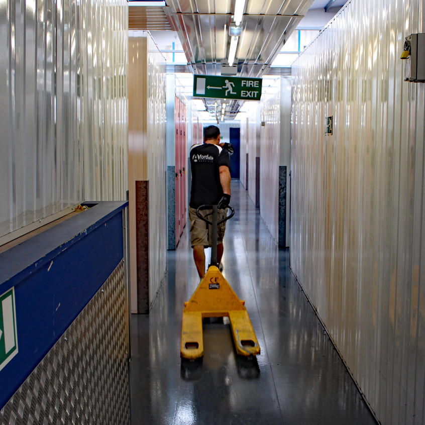 Afordable Services Self Storage