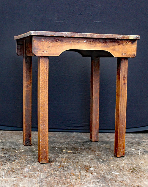 Vintage Wooden Side Table