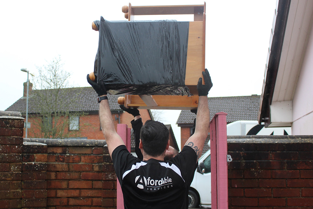 Afordable Services Removals Honiton Devon