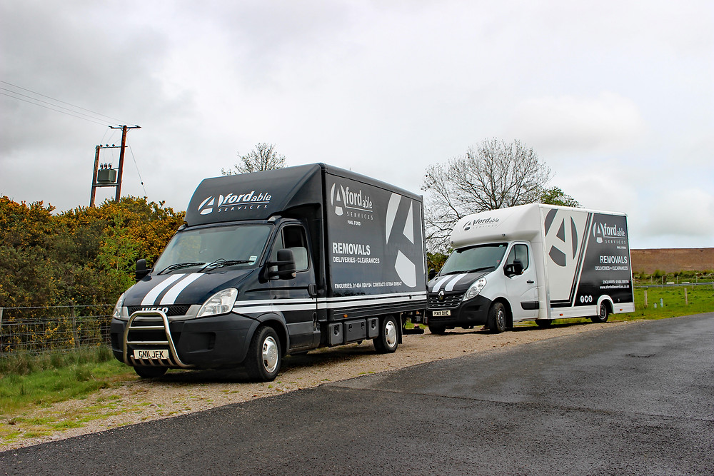 Removals (Home move)
