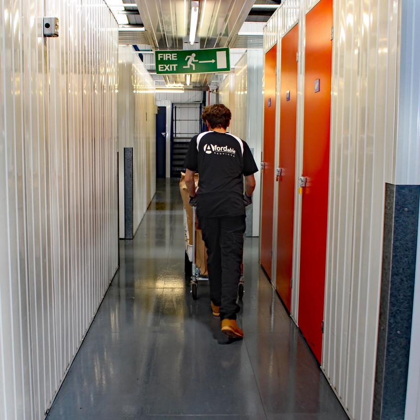 Safe Store Storage Units