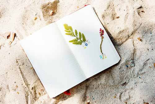 Scrapbooking is a great way to store your sentimental items